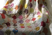quilt / patch / quilting tips & inspiration / by a touch of domesticity