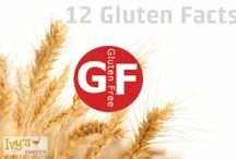 Gluten Free! / Gluten free recipes and facts / by Laura Hoffman