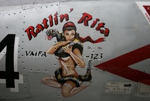 Airplane Nose Art