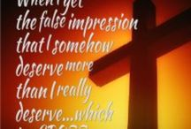 Inspirational / Inspiring me in my walk with Christ! / by Laura Hoffman