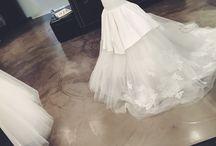 O N E  D A Y / Wedding gowns featuring Vera Wang, Berta, Rosa Clara and more.