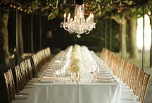 Parties / Ideas perhaps for our silver wedding this year / by Marie-Louise Avery