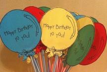 Birthdays at School / by Donna Burrow