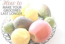 Helpful Food Tips / by Kristina Klausser