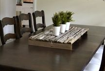 Decor: CENTERPIECES / by Donna - Funky Junk Interiors