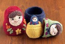 Crochet / by Andrea Mielke Schroer