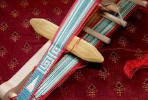 Inkle Weaving / by Andrea Mielke Schroer