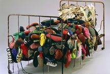 Lost and Found / Assemblage and altered art / by Rebekah  Wrye Owens