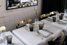 R | E | S | T | A | U | R | A | N | T / Restaurant / by Edith Beurskens