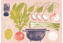 Food and Cookery Prints / by joanna magda