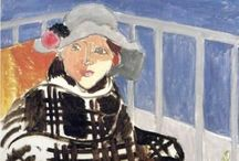 Artist: Matisse / Art of Henri Matisse including lesser known works. Comments are from prior pinners, not me. / by Laurie Mullikin