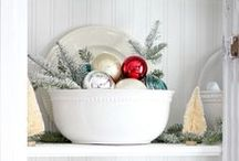xJunkersUnite / CHRISTMAS junk / It's easy to decorate for the season with what you already have. Here's proof from some of the best junkers in blogland!