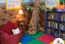 Classroom Décor / Inspiration and ideas for decorating classrooms.