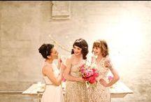 Bridesmaids / by nadia shea