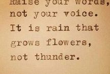 Power of Words / by Jacqui Barrett-Poindexter