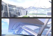 Digital CULT: Custom Building Projects / here the custom projects recent built by Digital CULT in Second Life -   Website - http://news.mydigitalcult.com Custom Buildings Page - http://news.mydigitalcult.com/custom.html