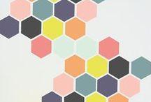 ✂ Textile, pattern, colour