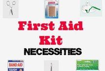 DIY First Aid Kits / by Davis Hospital