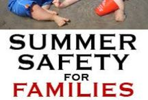 Summer Safety Tips and Fun / by Davis Hospital