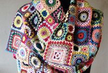 Crochet Inspirations / Lovely crochet to dream about and attempt. / by Leslie Nicole