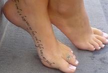 Goegeous tatoos..