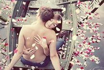 LOVE IS IN THE AIR  / by Anahi Flores Tapia