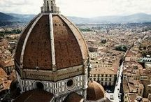 Florence/ Firenze, art and passion / Florence, a wonderful city full of stunning views, art and good artist of course!