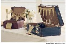 Vintage Wedding / A vintage theme to your wedding lets you create many a DIY project for your day.