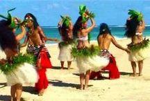 Tahitian - Otea / Aparima / Ahuroa / Dances of Tahiti. / by Oh Linda