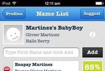 NameMyWorld - Baby Name Suggestions - Olivier Martinez and Halle Berry's Baby Boy / This is a board of Baby Name Suggestions for Olivier Martinez and Halle Berry's Baby Boy
