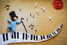 Awesome photos of kids / A collection of very creative photos featuring children.