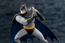 DC Comics ArtFX+ PVC Statues / Highly detailed PVC statues featuring your favorite DC Comics characters.
