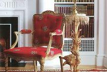 elegant interiors / by izabella szuromi