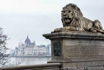 Hungary, the heart of Europe / by izabella szuromi