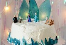 """Awesome Frozen Party Ideas / Food, games, decorations, activities, crafts and more to make your """"Frozen"""" themed party fun and awesome!"""