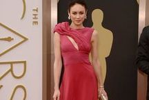 Oscar Red Carpet 2014 / The ultimate round up of the fabulous outfits that lit up the red carpet this Oscar season.