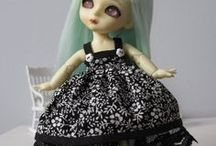 My dolls <3 / Monster high, repaints, clothes