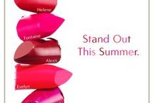 Summer Lovin' / Gorgeous #Summer colours, styles, beauty looks and inspiration for the ultimate #SummerLovin!