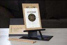 Bespoke Custom Stationery / Bespoke Custom Wedding Stationery