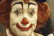 Circus Clowns / Clowns are the heart of any circus. The Detroit Shrine Circus has the greatest clowns on earth!