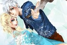 JACK AND ELSA / THEY ARE A COUPLE LINDO
