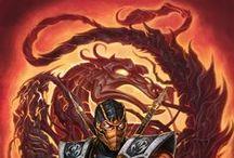 mortal combat / game
