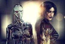robô~s mulheres