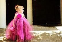 TULE DRESS FOR GIRLS - ROCHII TULL PENTRU FETITE