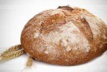 chleb i bułki (drożdze i zakwas)