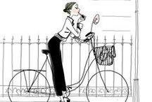 BOBO Sport_LA VELIB' / sportive et élégante - mixe et ose l'escarpin et le jogging - hyper style - silhouette casual