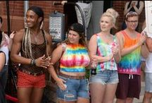 2015 Royal Strut & Stroll / Baltimore Gay Pride 2015