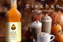 Syropy do kawy Simple / Syropy Simply to niezwykle aromatyczna mieszanka smaków, która nada każdemu deserowi lub kawie, wyjątkowego charakteru.