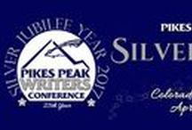 25 Years of PPW / Pikes Peak Writers turns 25 and we're celebrating with the next PPW Conference in Colorado Springs