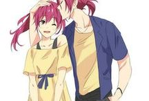 Free! Rin and Gou
